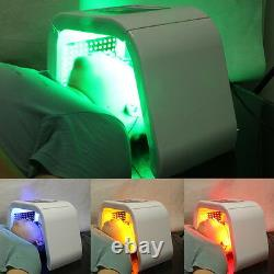 SPA Photon Therapy Facial LED Light PDT Skin Rejuvenation Beauty Salon Machine