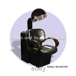 Salon Package Chairs Spa Beauty Furniture Equipment Brown Stations