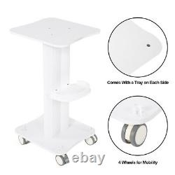 Salon Trolley Stand For Cavitation IPL Beauty Machine Assembled Rolling Cart SPA