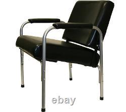 Shampoo Chair Auto Reclining Barber Hair Styling Beauty Salon Spa Equipment
