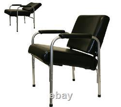 Shampoo Chair Auto Reclining Styling Salon Spa Beauty Hair Furniture Equipment