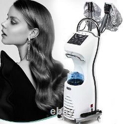 Stand Hair Steamer Hair Dyeing Oil Treatment Machine Hairdress Salon SPA Beauty