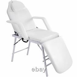 Tattoo Parlor Spa Salon Facial Bed Beauty Massage Portable White