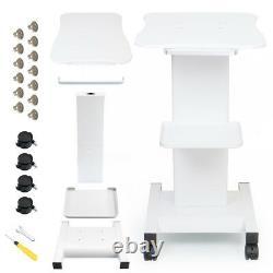 Trolley7 Iron Stand For Cavitation IPL Beauty Machine Assembled Cart Salon SPA