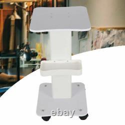 Trolley Mobile Rolling Cart Shelf Alu Beauty Salon Spa Tray Stand Holder WHITE