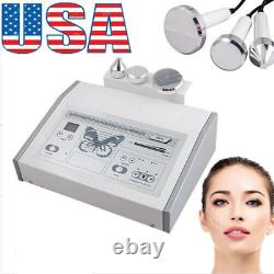 USA 1MHZ Ultrasound Ultrasonic Anti Aging Beauty Facial Skin Spa Salon Machine