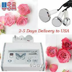 Ultrasonic Anti-Aging Beauty Facial Skin Spa Salon Home Skin Care Machine USA