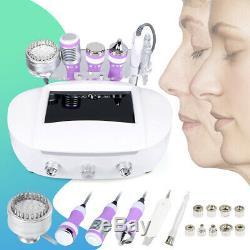 Ultrasound Microdermabrasion Beauty Facial Lifting Skin Salon Spa Machine 6IN1
