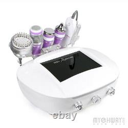 Ultrasound Microdermabrasion Beauty Facial Lifting Skin Spa Salon Machine 6IN1