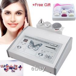 Ultrasound Ultrasonic Anti Age Beauty Facial Skin Spa Salon Machine for Face Eye