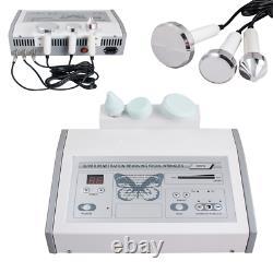 Ultrasound Ultrasonic Anti Aging Beauty Facial Skin Spa Salon Face Eyes Machine