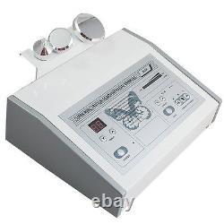 Ultrasound Ultrasonic Anti Aging Facial Skin Spa Salon Beauty Machine 1MHZ probe